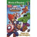 World of Reading: Level 1: Marvel Super Hero Adventures: These Are the Avengers (Hardcover)