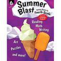 Summer Blast: Summer Blast: Getting Ready for Fourth Grade (Spanish Language Support) (Paperback)