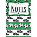 Soccer Notebook for Soccer Players : For Footballers and Soccer Fans (Paperback)