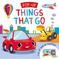 Pop-Up Things That Go (Board book)
