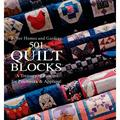Better Homes and Gardens Crafts: 501 Quilt Blocks: A Treasury of Patterns for Patchwork & Applique (Paperback)