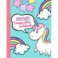 Primary composition notebook : 10 Dashed Midlines per page - Grades K-2 I Alphabet Tracing Chart inside - 120 pages / 60 sheets - Large Size (8.5x11 inch, A4) - Great for Learning Handwriting Fast - Kindergarten to 2nd Grade (Paperback)