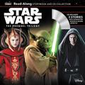 Read-Along Storybook and CD: Star Wars the Prequel Trilogy Read-Along Storybook & CD Collection (Paperback)
