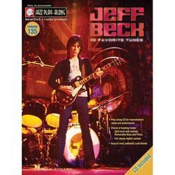 Jeff Beck: Jazz Play-Along Volume 135