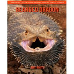Bearded Dragon : Amazing Pictures & Fun Facts about Bearded Dragon for Kids (Paperback)