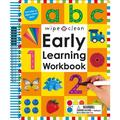 Wipe Clean Learning Books: Wipe Clean: Early Learning Workbook (Other)