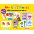 My First Words Matching Game and Book Se (Board Book)