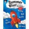 Summer Blast: Summer Blast : Getting Ready for Third Grade (Spanish Language Support) (Paperback)