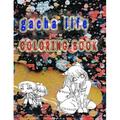 Gacha Life Coloring Book : : High-Quality Illustrations Of Gacha Life For Coloring And Having Fun An Incredible Book For Coloring (Paperback)