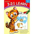 3-2-1 Learn: 3-2-1 Learn : Reproducible Ages 2-3 (Paperback)
