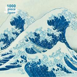 1000-piece Jigsaw Puzzles: Adult Jigsaw Puzzle Hokusai: The Great Wave : 1000-piece Jigsaw Puzzles (Jigsaw)