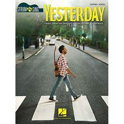 Yesterday - Strum & Sing Series for Guitar : Music from the Original Motion Picture Soundtrack (Paperback)