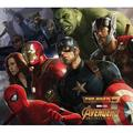The Road to Marvel's Avengers: Infinity War - The Art of the Marvel Cinematic Universe (Hardcover)