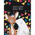 2019-2020 Academic Planner : Love Kiss Gift, Two Year Academic 2019-2020 Calendar Book, Weekly/Monthly/Yearly Calendar Journal, Large 8.5 X 11 Daily Journal Planner, 24 Months Calendar, Agenda Planner, Calendar Schedule Organizer Journal Notebook