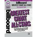 Billboard Greatest Chart All-Stars Instrumental Solos for Strings : Top Performing Songs and Artists from the Billboard Hot 100 and Billboard Hot 200 Over the Past 50 Years, Book & CD