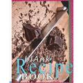Blank Recipe Book To Write In Blank Cooking Book Recipe Journal 100 Recipe Journal and Organizer (blank recipe book journal blank (Paperback)
