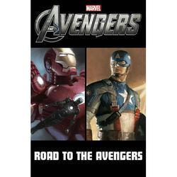 Avengers : Road to Marvel's The Avengers