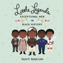 Little Legends: Exceptional Men in Black History (Audiobook)