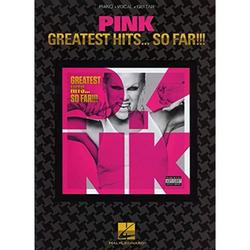 Pink: Greatest Hits... So Far!!! (Paperback)