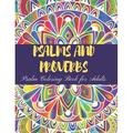 Heavenly Quotes and Proverbs - An Adult Coloring Book: Inspirational Coloring Book for Adults and Teens with Beautiful Patterns - Christian Coloring With Beautiful Patterns (Paperback)
