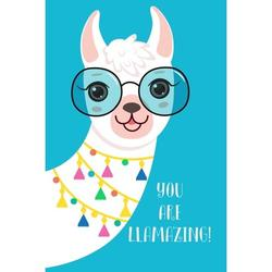 You are Llamazing: Llama Journal - Kids Journal - Llama Notebook - Girls Notebook - Kids Notebook - Llama Gifts - Fun Journal - Llama Diary - Llama Coloring Pages - Journal Diary - Unique Notebooks (Paperback)