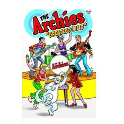 """The Archies' """"Greatest Hits"""" #1 (Paperback)"""