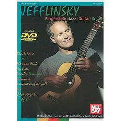 Jeff Linsky Fingerstyle Jazz Guitar Solos