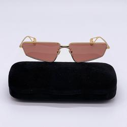 Gucci Accessories   New Gucci Gg0537s 002 Gold Brown Gucci Sunglasses   Color: Brown/Gold   Size: Os