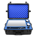 CM Hard Shell Travel Case for PlayStation 5 Console, Controllers, Games and Accessories, Waterproof PS5 Carrying Case with Customized Foam for Both Standard and Digital Editions