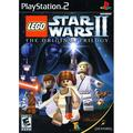 Lego Star Wars II Original Trilogy - Playstation 2 PS2 (Refurbished)