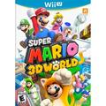 Super Mario 3D World, Nintendo, Nintendo Wii U, 045496903213