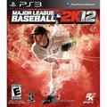 Major League Baseball 2K12 (PS3)