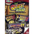 The Quest Trio Set: Jewel Quest II + Jewel Quest II Solitaire + Mah Jong Quest