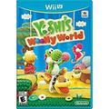 Nintendo Yoshi Woolly World (Wii U) - Video Games