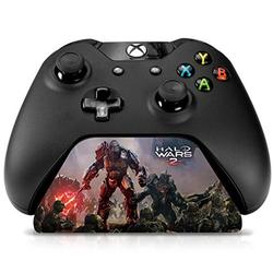 controller gear halo wars 2 - the banished limited edition- xbox one controller stand - officially licensed