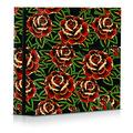 Controller Gear Officially Licensed Console Skin - Roses - PlayStation 4