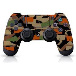 Controller Gear Officially Licensed Controller Skin - Flecktarn Tape - PlayStation 4