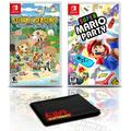 Story of Seasons: Pioneers of Olive Town with Super Mario Party - 2-Pack Game Bundle For Nintendo Switch