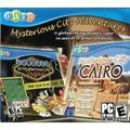 Mysterious City Adventures Vegas and Cairo JC