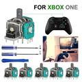 6Pcs 3D Joystick Axis Analog Sensor, Analog Joystick Controller Rocker Module Replacement for Xbox One Game Console Controller, Wireless Thumb Sticks Sensor Replacement for Xbox One Controller