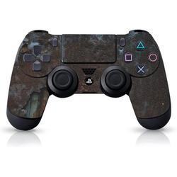 Controller Gear Officially Licensed Controller Skin - Rusty Metal - PlayStation 4