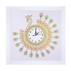 Meterk Watch Diamond Paintings DIY 5D Diamond Painting Crystal Special Shape Diamond for Home Wall Decoration