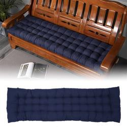 ZTOO Garden Bench Recliner Lounger Cushion Soft Outdoor Furniture Swing Chair Long Seat Pad Home Office Sofa Long Seat Pads Bench Furniture Cushion