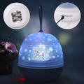 Starry Sky Projector, Night Light Lamp 4 In 1 LED Star Projector Light & Ocean Wave Projector Lamp, Night Light for Kids Bedroom Decoration