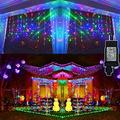 Hezbjiti 8 Modes LED Icicle Lights,65.6 FT 640 LED 120 Drops Fairy String Lights Plug in Extendable Curtain Light String Christmas Lights for Bedroom Patio Yard Garden Wedding Party (Multi-Color)