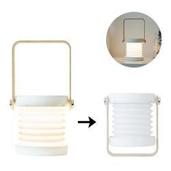ankishi Lantern Lamp LED Night Light Table Lamp USB Lamp Telescopic Lamp