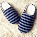 Home Slippers Indoor Household Men Women Soft Anti-Slip Floor Cotton Shoes