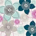 Boho Floral Collection I Poster Print by Nicole Ketchum (13 x 19)