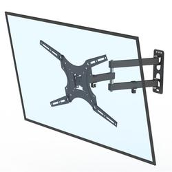 """Adjustable Wall Mount Bracket Rotatable TV Stand for 26-55"""" TVs ,Wall TV Mount Bracket Universal Telescopic TV Rack Stand for Home Use"""