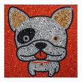 Winnereco 5D DIY Full Drill Special Shape Diamond Painting Dog Cross Stitch Embroider